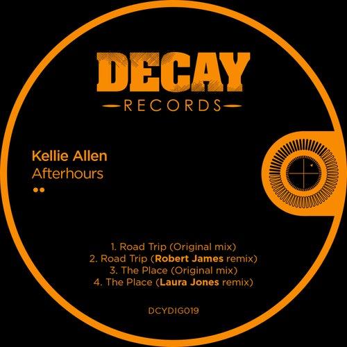 Afterhours - EP by Kellie Allen