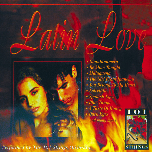 Latin Love de 101 Strings Orchestra