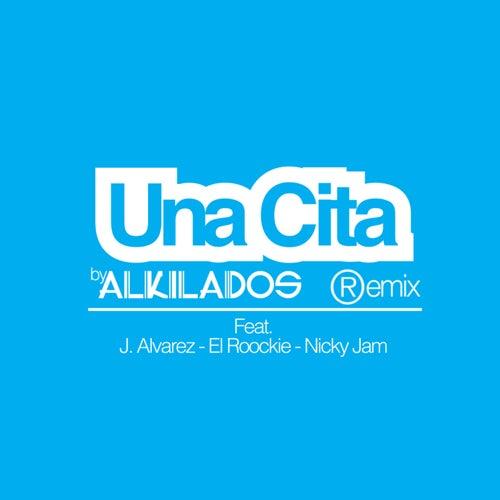 Una Cita (Remix) de Alkilados