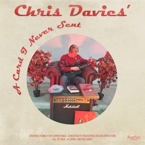 A Card I Never Sent von Chris Davies