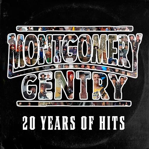 20 Years of Hits de Montgomery Gentry