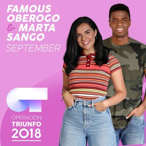 September (Operación Triunfo 2018) von Famous Oberogo