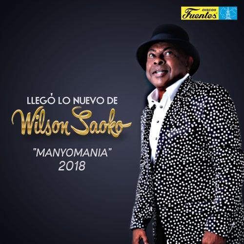 Manyomania 2018 de Wilson Saoko