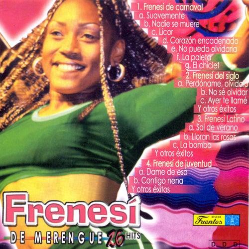 Frenesí de Merengue 26 Hits de Various Artists