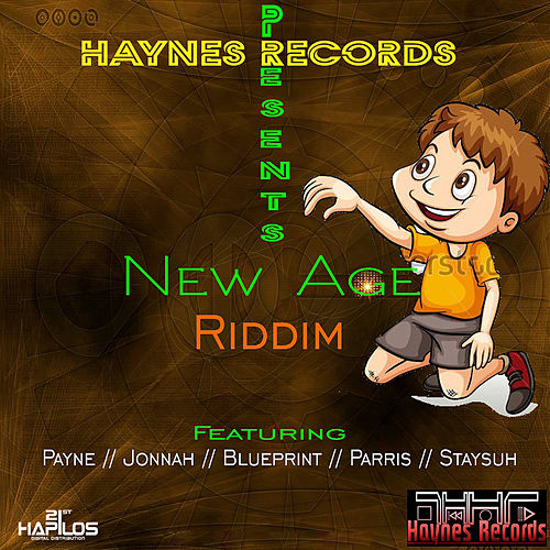 New Age Riddim by Various Artists