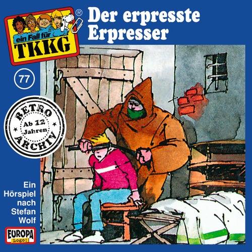 077/Der erpresste Erpresser von TKKG Retro-Archiv