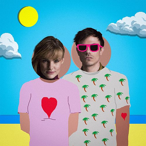Love on the Beach de Octav