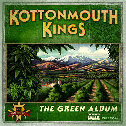 The Green Album von Kottonmouth Kings