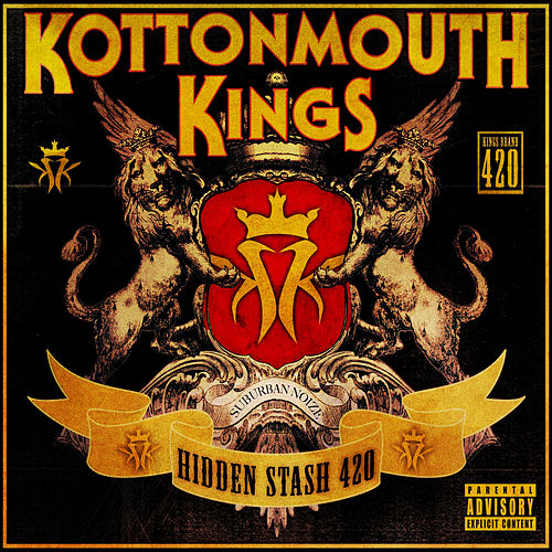 Hidden Stash 420 de Kottonmouth Kings