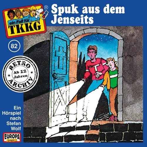 082/Spuk aus dem Jenseits von TKKG Retro-Archiv