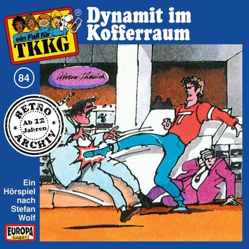 084/Dynamit im Kofferraum von TKKG Retro-Archiv