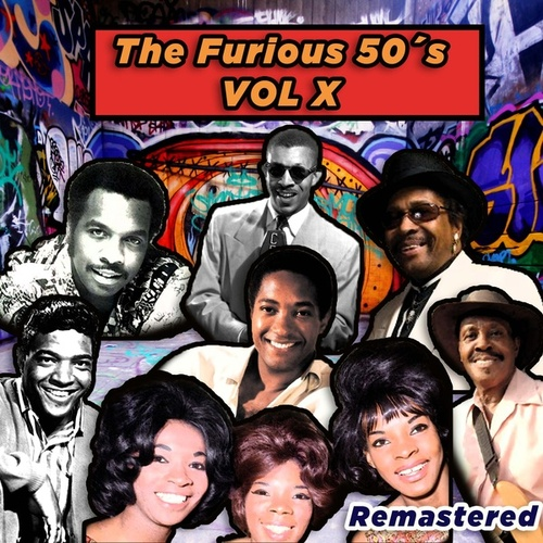 The Furious 50's, Vol. X de Various Artists