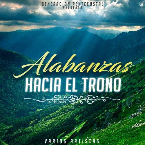 Alabanzas Hacia Al Trono de Various Artists