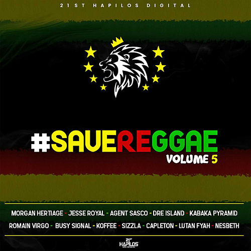 #Savereggae, Vol. 5 von Various Artists