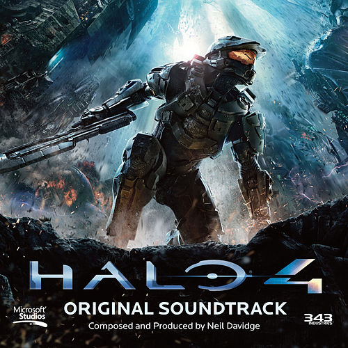 Halo 4 (Original Soundtrack) by Ramin Djawadi