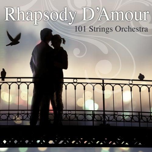 Rhapsody d'amour von 101 Strings Orchestra