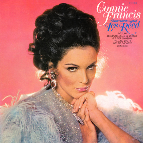 Connie Francis Sings The Songs Of Les Reed de Connie Francis