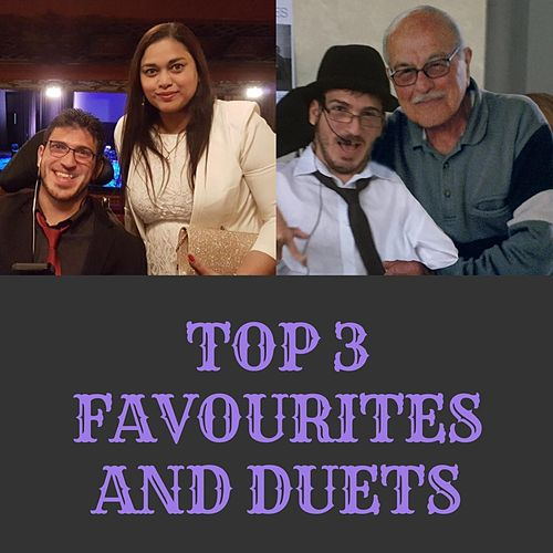 Top 3 Favourites and Duets by Andrew Rotondo