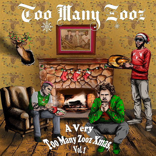 A Very Too Many Zooz Xmas, Vol. 1 by Too Many Zooz