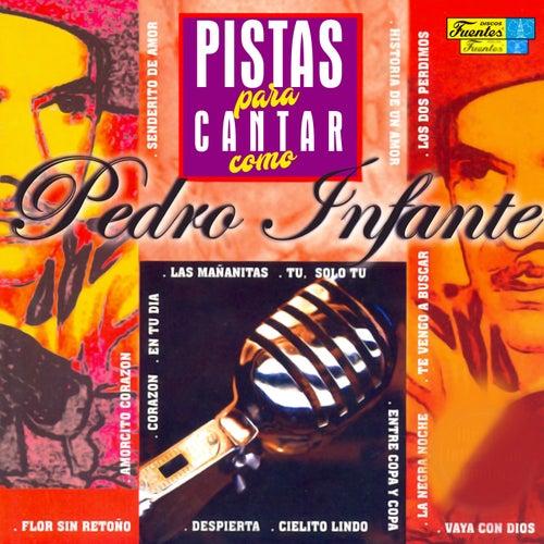 Pistas Para Cantar Como Pedro Infante de Mariachi Garibaldi