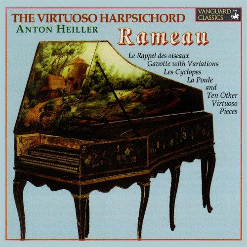 The Virtuoso Harpsichord de Jean-Philippe Rameau