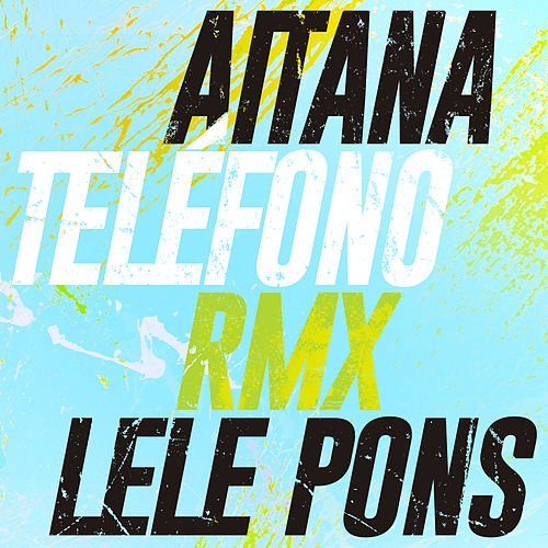 TELÉFONO (Remix) de Aitana