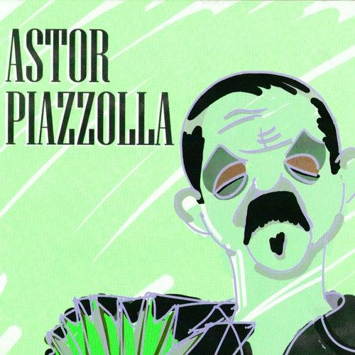 Astor Piazzolla von Astor Piazzolla