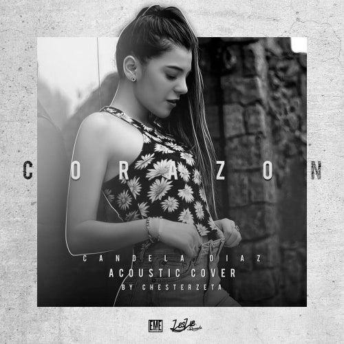 Corazón (Acoustic cover) de Candela Diaz