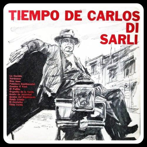 Tiempo de Carlos Di Sarli by Carlos DiSarli