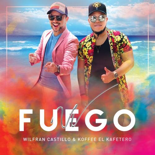 Fuego von Wilfran Castillo