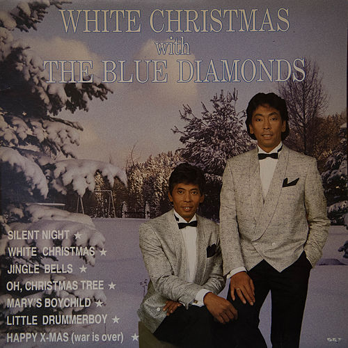 White Christmas with the Blue Diamonds de Blue Diamonds