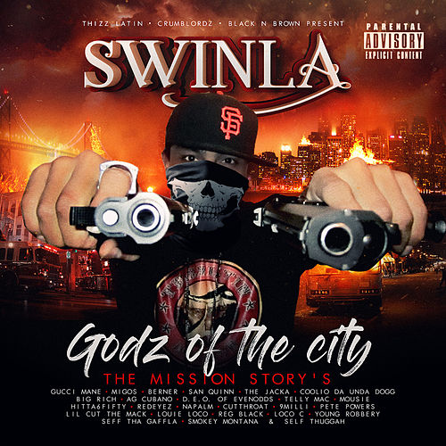 Godz of the City by Swinla