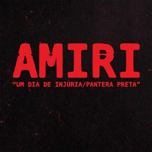 Um Dia de Injúria / Pantera Preta by Amiri