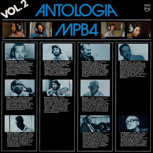 Antologia Do Samba (Vol. 2) de Mpb-4
