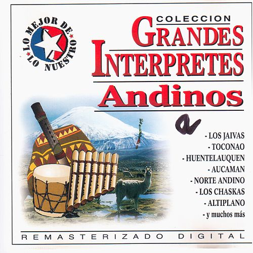 Grandes Interpretes Andinos de Various Artists
