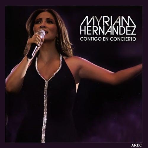 Contigo En Concierto (En Vivo) van Myriam Hernández