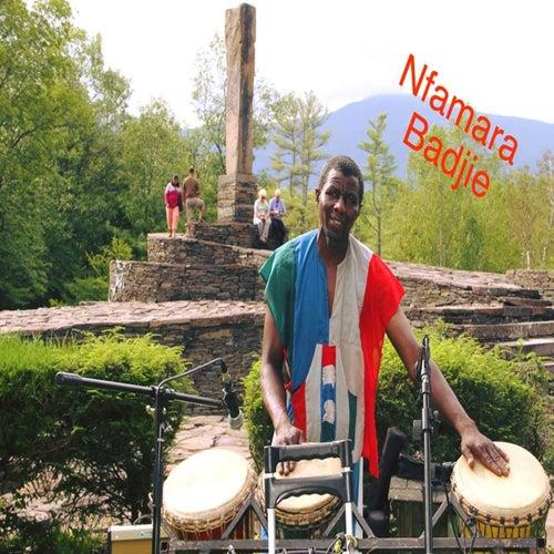 Nfamara Badjie de Gus Mancini Sonic Soul Band