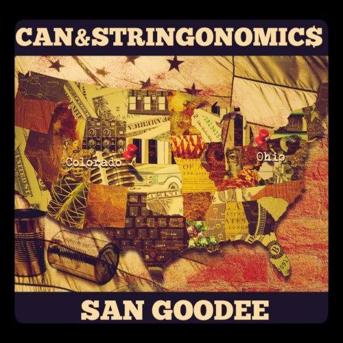 Can & Stringonomics by San Goodee
