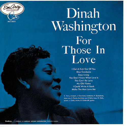 For Those In Love (Bonus Tracks) by Dinah Washington