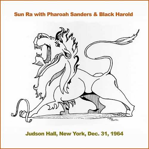Sun Ra with Pharoah Sanders and Black Harold by Sun Ra