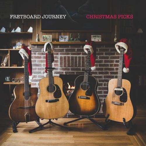Christmas Picks by Fretboard Journey