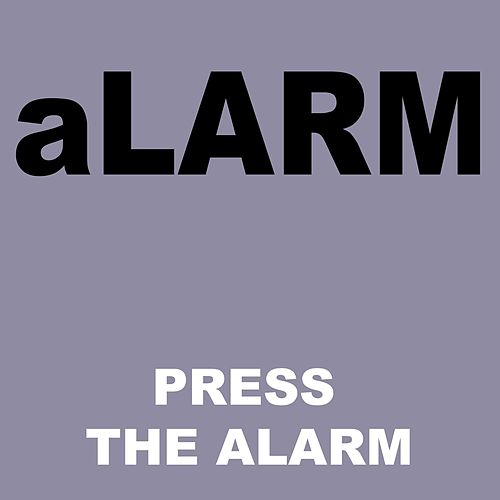 Press The Alarm de The Alarm