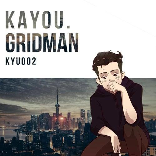 Gridman by Kayou.
