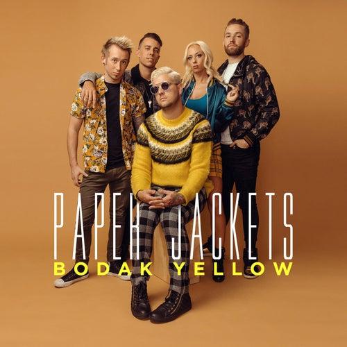 Bodak Yellow by Paper Jackets