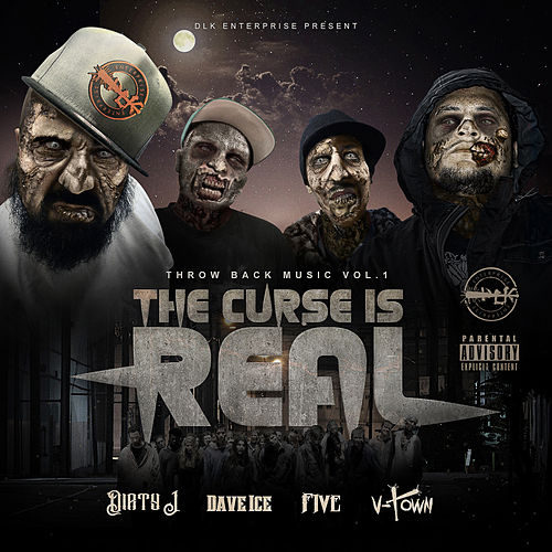 The Curse Is Real Throw Back Music, Vol. 1 von Various Artists