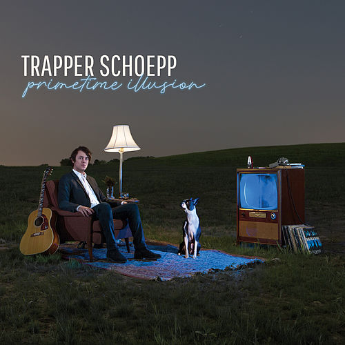 Freight Train by Trapper Schoepp