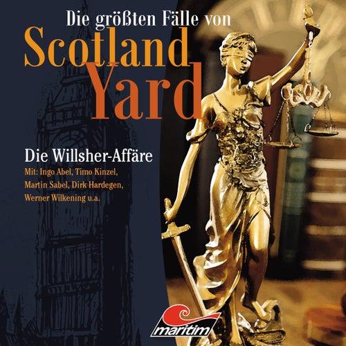 Folge 25: Die Willsher-Affäre von Die größten Fälle von Scotland Yard
