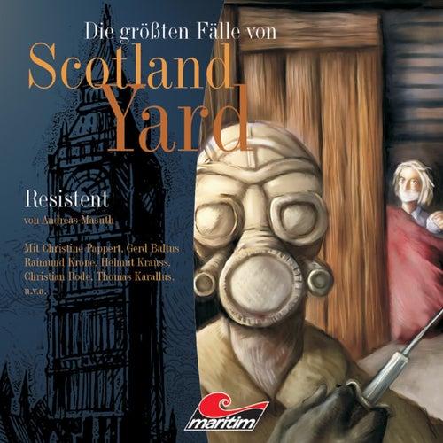 Folge 6: Resistent von Die größten Fälle von Scotland Yard