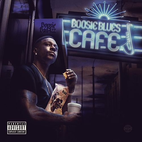 Boosie Blues Cafe von Boosie Badazz