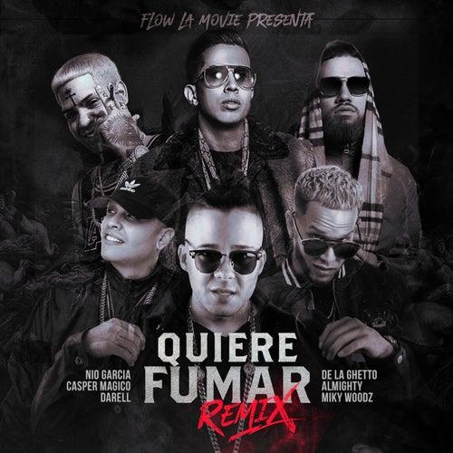 Quiere Fumar Remix by Nio Garcia